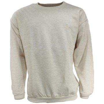 wind sportswear Sweatshirts weiß