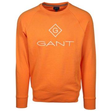 Gant Sweatshirts orange