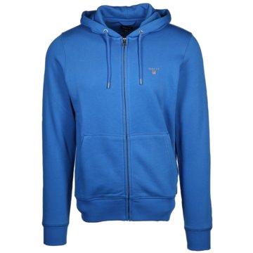 Gant Sweatjacken blau