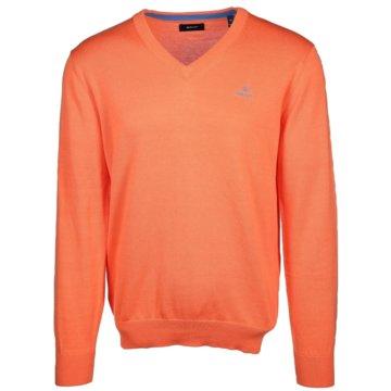 Gant Strickpullover orange