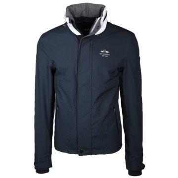 HV Society Leichte Jacken blau