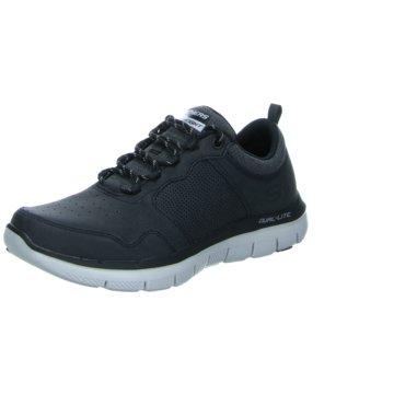 Skechers Sneaker LowFlex Advantage schwarz