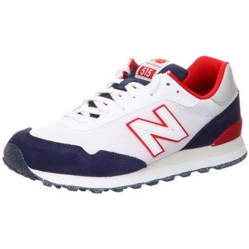 New Balance Sneaker LowML515 D weiß