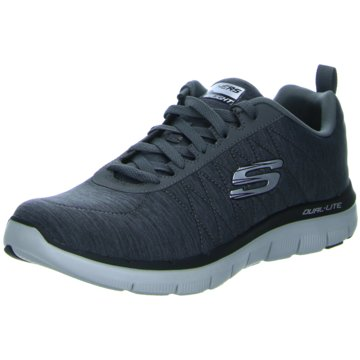 Skechers Sneaker LowFlex Advantage 2.0 Chillston grau
