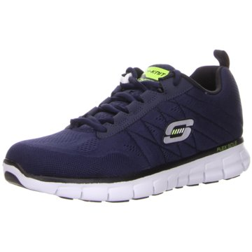 Skechers FreizeitschuhSynergy - Power Switch blau