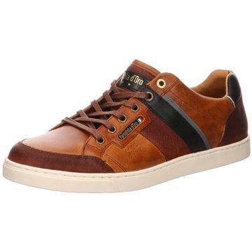 Pantofola d` Oro Sneaker LowPalme braun