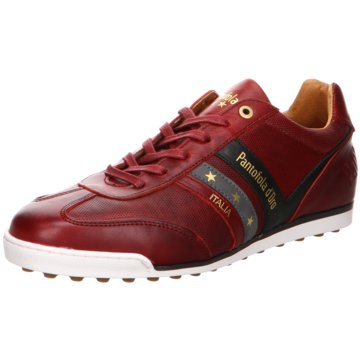 Pantofola d` Oro Sneaker Low rot