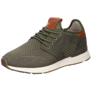 Gant Sneaker Low oliv