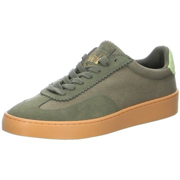 Scotch & Soda Sneaker Low grün