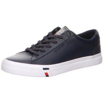 Tommy Hilfiger Sneaker LowCorporate Leather Sneaker blau