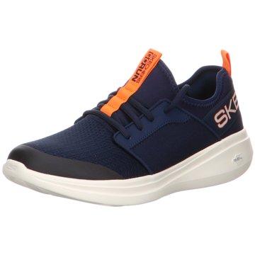 Skechers Sneaker LowGO Run Fast blau