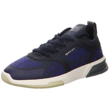 Gant Sneaker LowHightown Running low blau