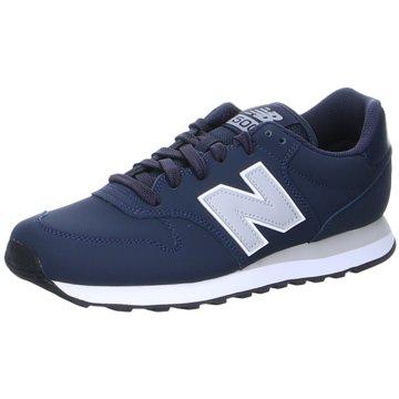 New Balance Sneaker LowGM500BLG - GM500BLG D blau