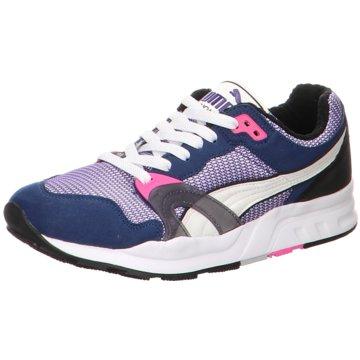 Puma Sneaker Low blau