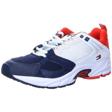 Tommy Hilfiger Sneaker LowArchive Mix Runner blau
