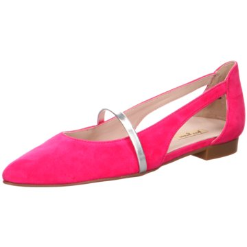 Paul Green Top Trends Ballerinas3735 pink