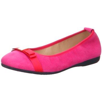 La Ballerina Klassischer Ballerina pink