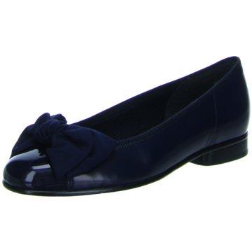 Gabor Eleganter Ballerina blau