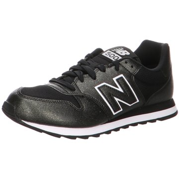 New Balance Sneaker Low500 B Women schwarz