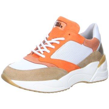 Bullboxer Sneaker World orange