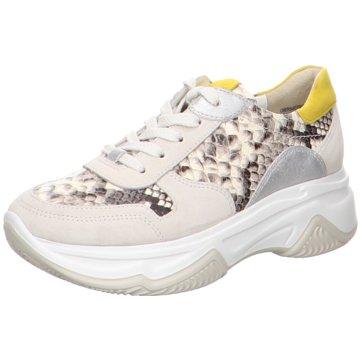 Paul Green Plateau Sneaker weiß