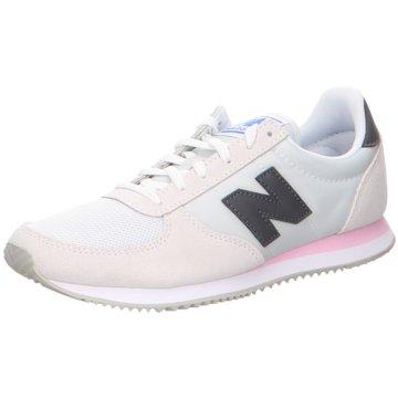 New Balance Sneaker LowClassics Traditionnels weiß