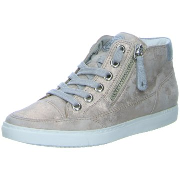 Paul Green Sneaker High4242 rosa
