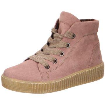 Gabor Sneaker High rosa