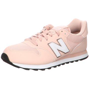 New Balance Sneaker LowLifestyle rosa