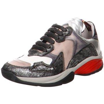 Melvin & Hamilton Plateau Sneaker grau
