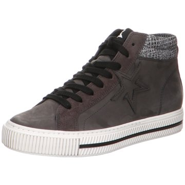 Paul Green Sneaker High grau