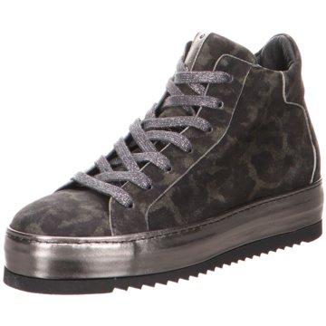 Donna Carolina Sneaker High braun