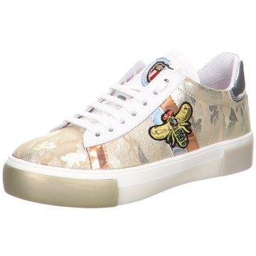 New Italia Shoes Sneaker Low beige