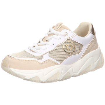 Bugatti Plateau Sneaker beige