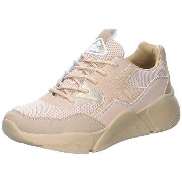 Bullboxer Sneaker World beige