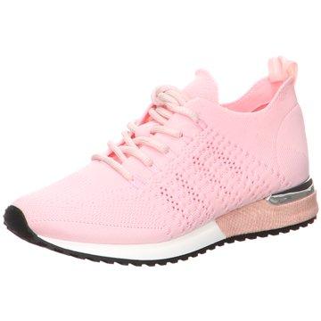 La Strada Schnürschuh pink