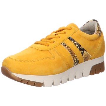 Tamaris Plateau SneakerSneaker gelb