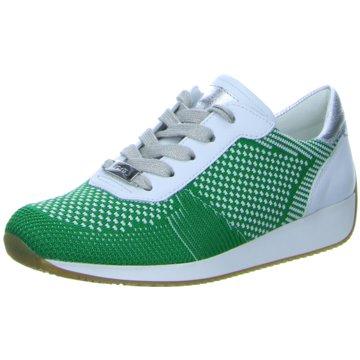 ara Sportlicher SchnürschuhLissabon grün