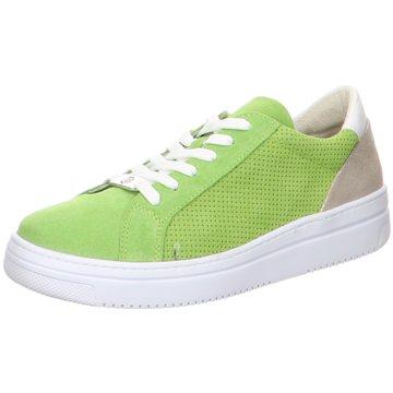 Tamaris Sneaker Low grün