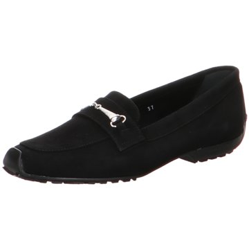 Brunos Business Slipper schwarz