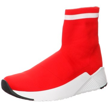 Paul Green Sneaker High4737 rot