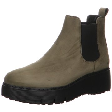 Paul Green Chelsea Boot9821 oliv
