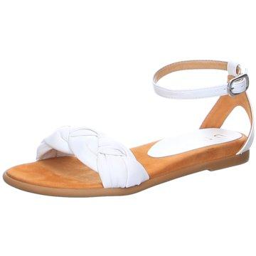 Unisa Sandale weiß
