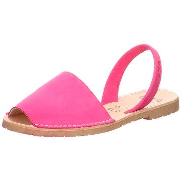 Ria Menorca Sandale pink