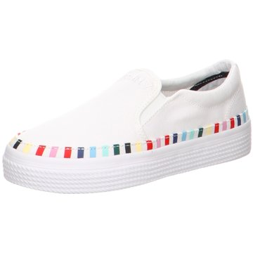 Tommy Hilfiger SlipperSlip on Rainbow weiß