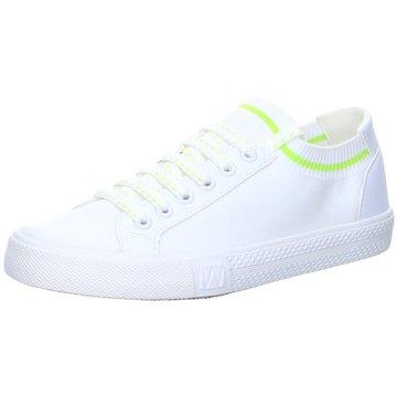 Westland Sneaker Low weiß