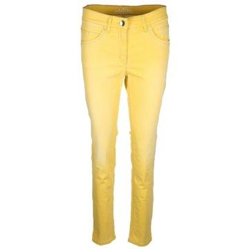 Zerres Skinny gelb