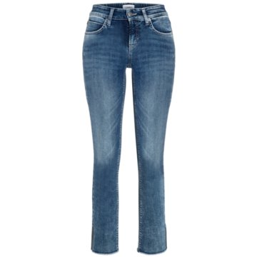 Cambio SkinnyTess straight short blau