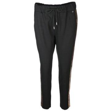 Rich & Royal Jogginghosen schwarz