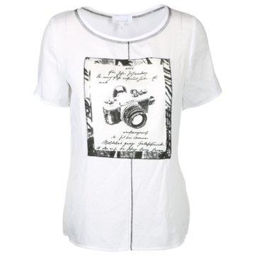 Just White T-Shirts weiß